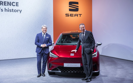 seat vehículos eléctricos