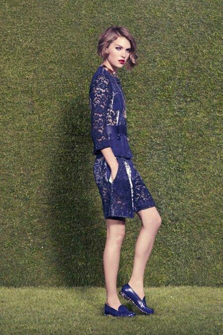 Louis Vuitton encaje