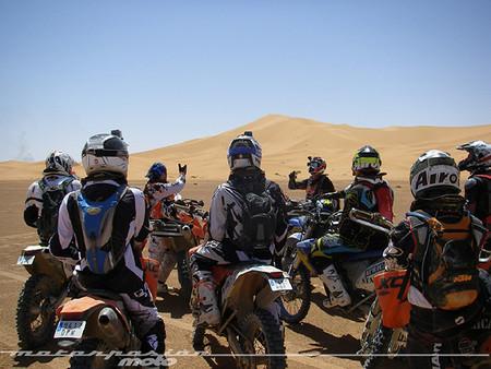 Breafing en el desierto