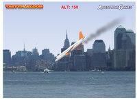 Juega a aterrizar sobre el río Hudson