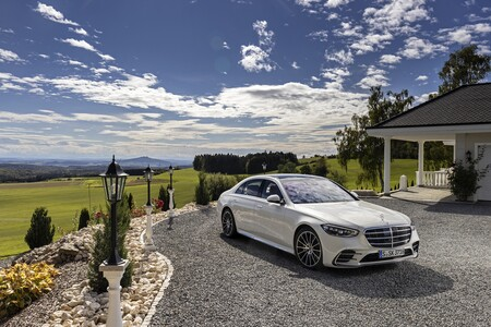 Mercedes Benz Clase S 2020 006
