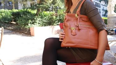 Bolso Luisa Vannini, lúcelo como un Balenciaga