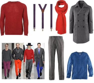 'Grey block' la evolución del 'colour block' para el Otoño-Invierno 2011/2012 (II)