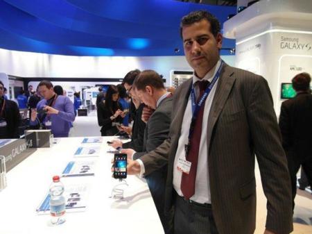 """""""Vamos a diferenciarnos con contenidos y servicios"""". Antonio Álvarez, Samsung Mobile España"""