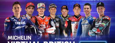 Jorge Lorenzo debutará en las carreras virtuales de MotoGP en Silverstone, pero sin los Márquez ni Valentino Rossi