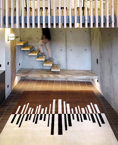 Lo nuevo de Dac-Rugs; las alfombras Hansha que te harán mirar al suelo