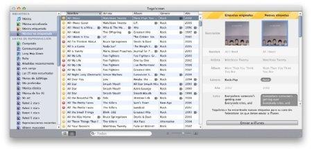 Tagalicious, utilidad para etiquetar tu librería de iTunes