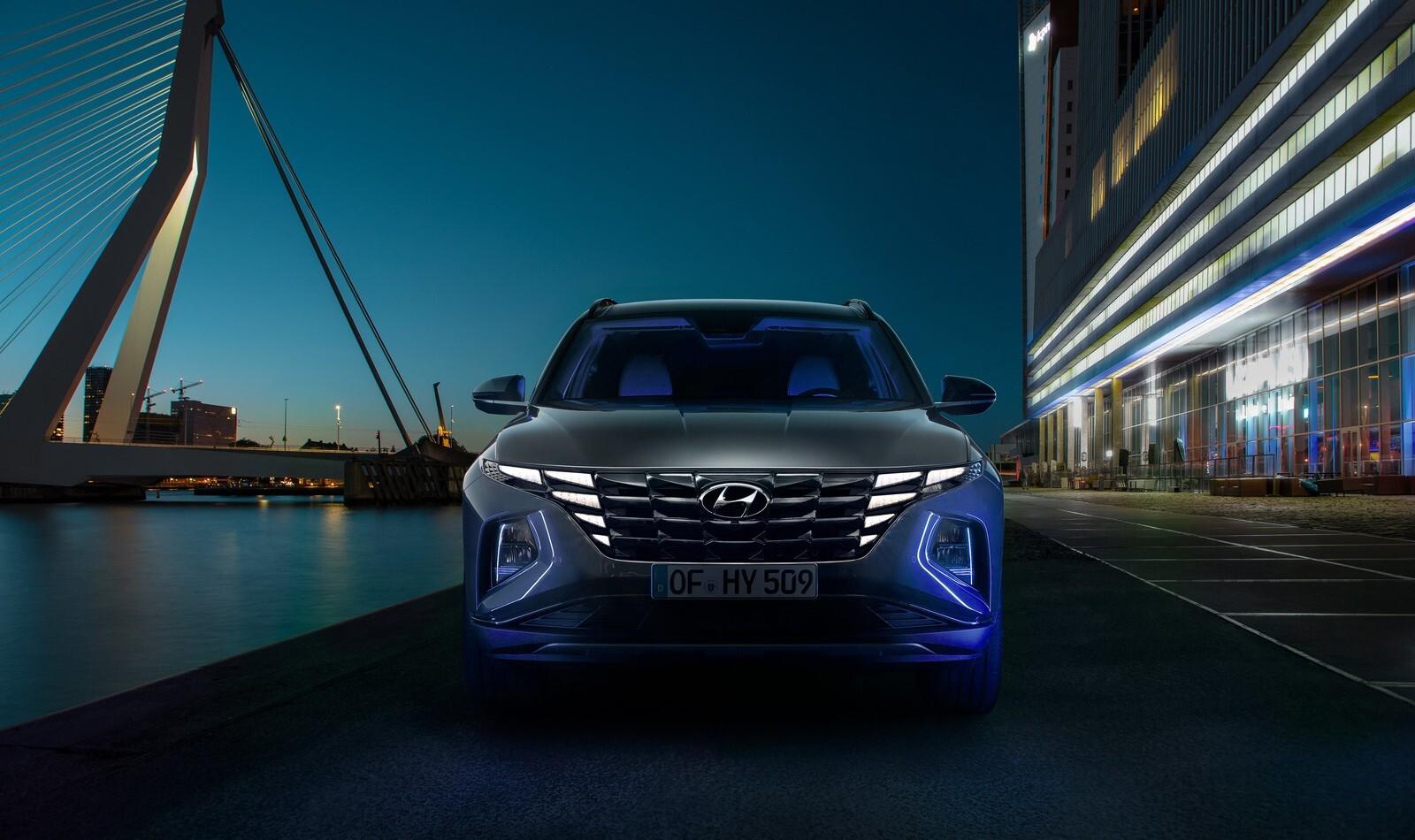Foto de Hyundai Tucson 2021 (6/10)