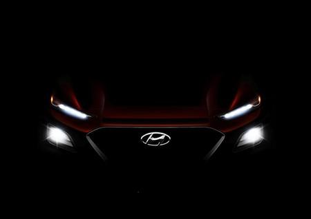 El Hyundai Kona quiere que te olvides del Nissan Juke con su peculiar frente