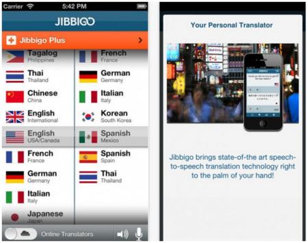 Facebook compra Mobile Technologies, creadores de la app de traducción simultánea Jibbigo
