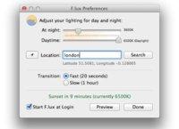 Flux, ajustando la temperatura de tu monitor de forma automática