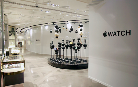 Apple Watch Isetan 6