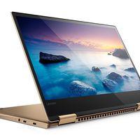 ¿Buscas convertible? Hoy tienes el gama media Lenovo Yoga 720-13IKBR por 799 euros en Amazon