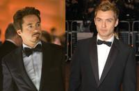 Jude Law podría ser Watson en el film de Guy Ritchie sobre Sherlock Holmes