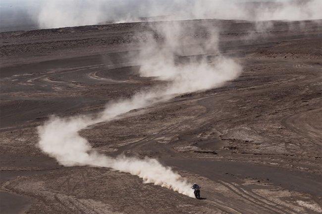 El duro desierto de Atacama