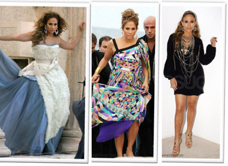 Los diseños de Jennifer López en su regreso a los escenarios