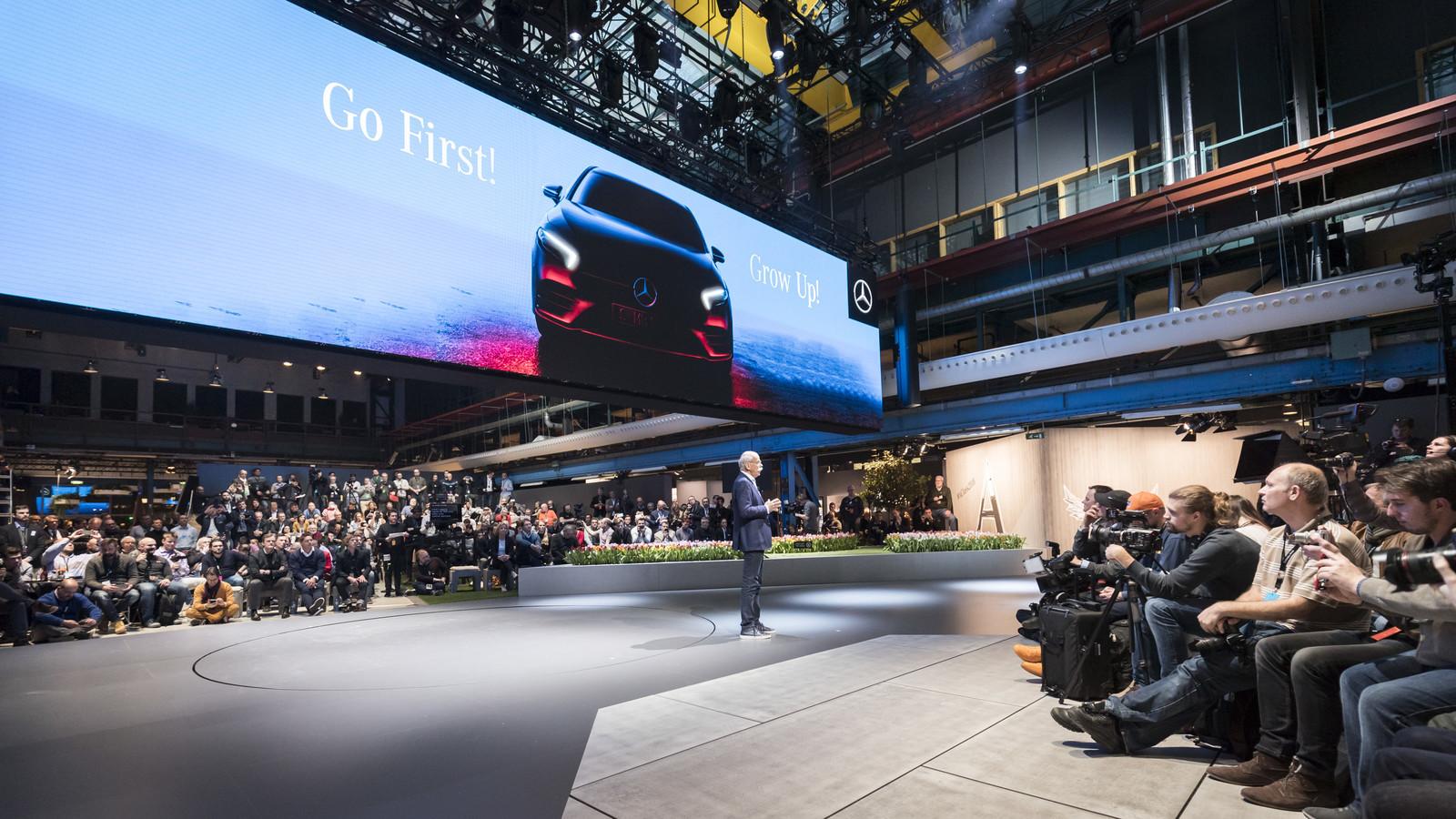 Foto de Mercedes-Benz Clase A 2018 - presentación (22/114)