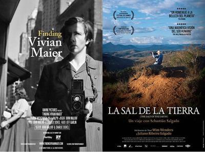Los documentales sobre Vivian Maier y Sebastião Salgado han sido nominados al Oscar