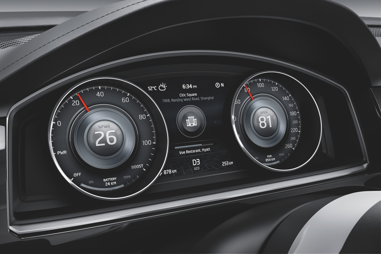 Foto de Volkswagen CrossBlue Coupe Concept (23/25)