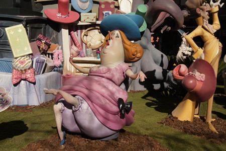 Fallas Unesco