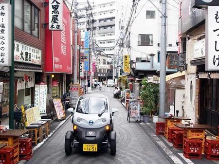 Nissan lanza un servicio de renta de autos eléctricos súper compactos en Japón