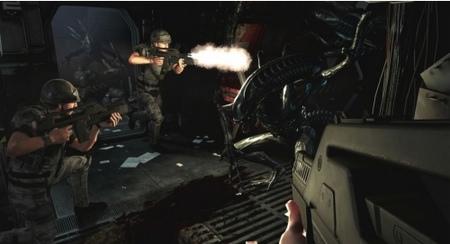 'Aliens: Colonial Marines' despierta del letargo