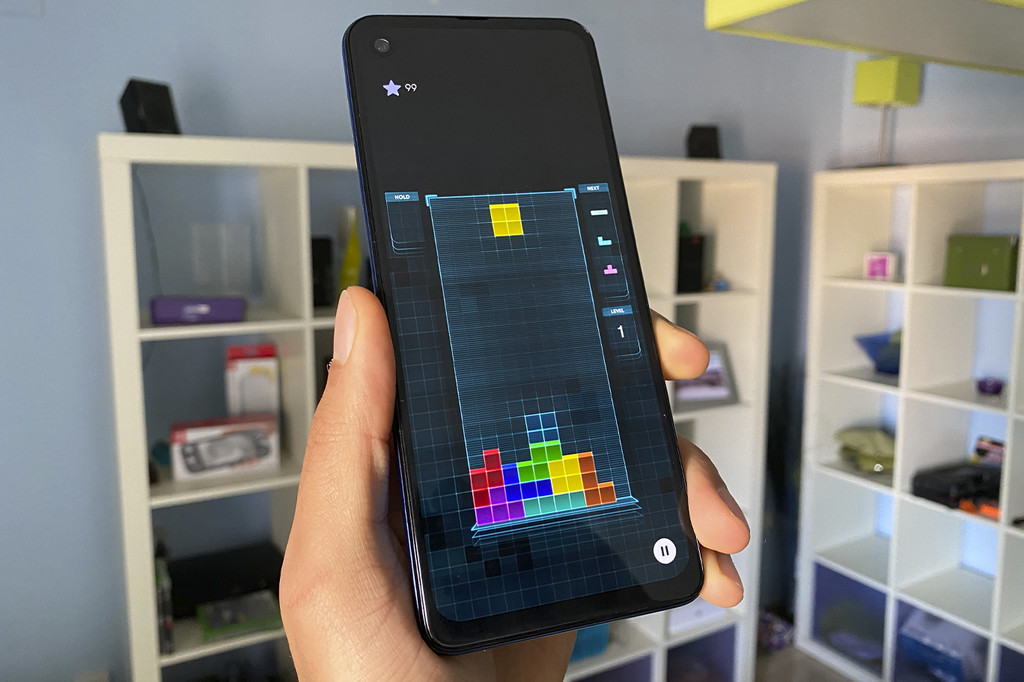 'Tetris' returns to Google Play at the hands of a new developer: free, well-adjusted and fun
