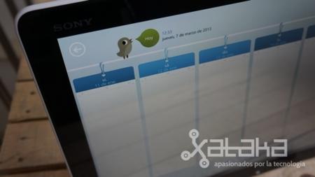 Sony Vaio Tap 20 análisis app