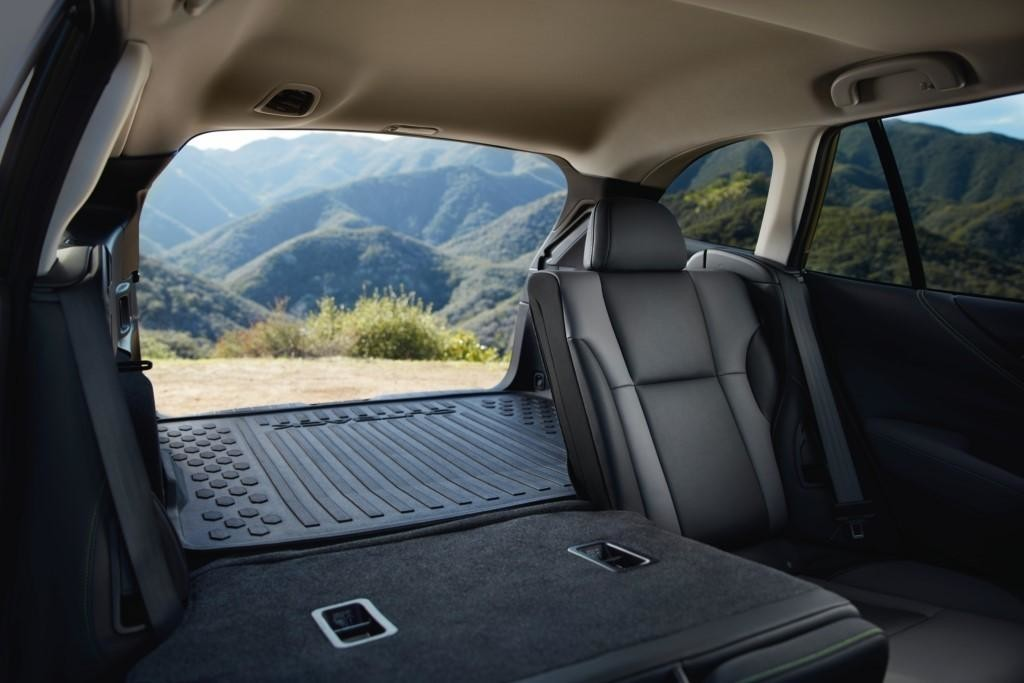 Foto de Subaru Outback se revela en el AutoShow de Nueva York (11/13)