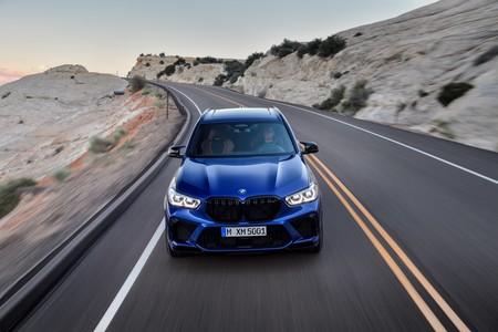 BMW X5 M Competition prueba