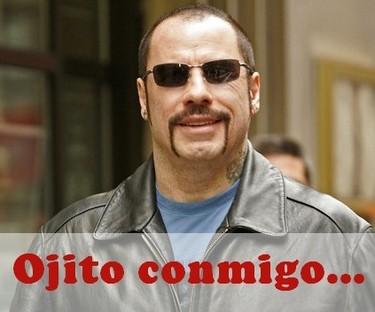 John Travolta, matón a sueldo