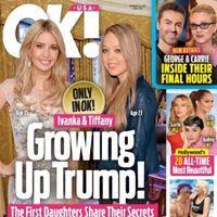 Ser guapa, joven e hija de Trump