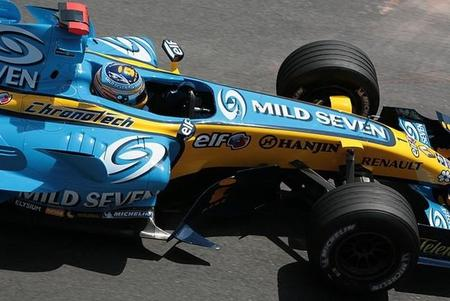 Michelin negocia su vuelta a la Fórmula 1