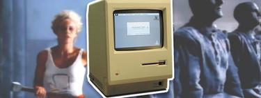 Más de tres décadas después el primer anuncio del Macintosh sigue muy vivo, y se emitió por primera vez durante un Fin de Año