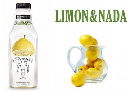 Limón&Nada, juego de palabras para un nuevo refresco