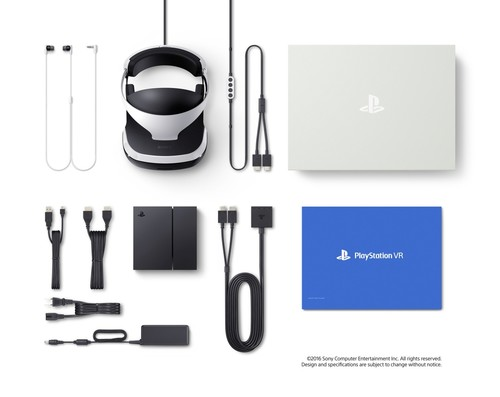 PlayStation VR será una realidad el 13 de octubre, habrá más de 50 juegos antes de terminar el año
