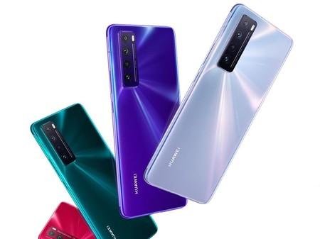 Nova 7, Nova 7 Pro y Nova 7 SE: la gama alta de Huawei se renueva con 5G, pantallas OLED y cuatro cámaras con 64 megapixeles