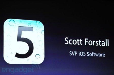 WWDC2011: iOS 5, Más funciones, Más competitivo