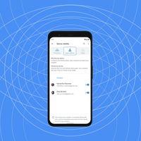 Nearby Share, el AirDrop de Google, comienza a llegar de forma oficial a dispositivos Android