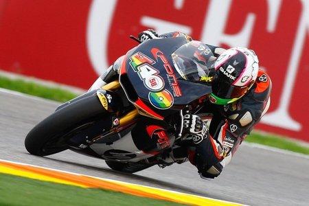 Aleix Espargaró sigue en Moto2, como compañero de Nico Terol, en el Aspar Team