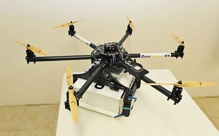 El servicio postal francés está desarrollando drones para envíos a zonas remotas