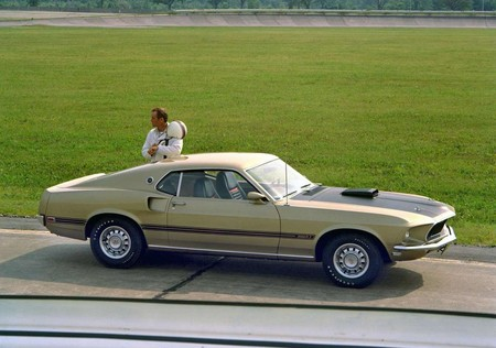 Ford Mustang Mach 1 Historia 2