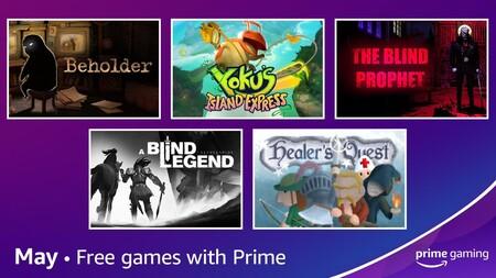 Yoku's Island Express y A Blind Legend entre los juegos para descargar gratis con Prime Gaming en mayo de 2021