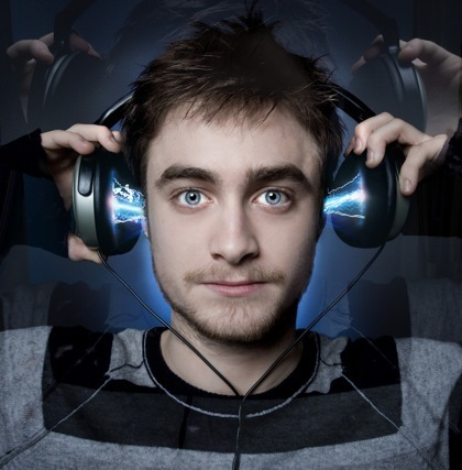 Harry Potter está mal de la cabeza