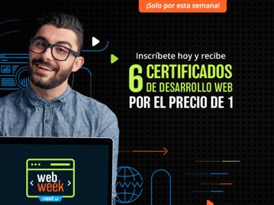 NextU inicia semana de descuentos y contenidos gratuitos en Colombia