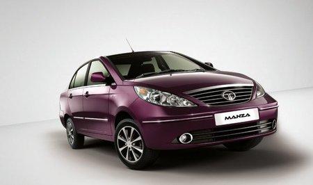 Tata presenta la versión híbrida del Manza Hybrid