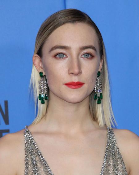 Globos De Oro 2019 Melenas Saoirse Ronan