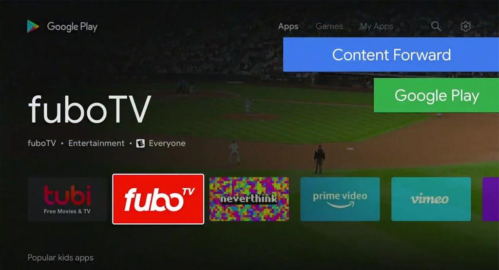 Google Play debuta reciente boceto en Android™ TV y facilita la suscripción y pago de app y servicios