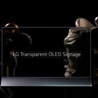 LG también apuesta por los paneles OLED transparentes y mostrará sus primeros modelos en el ISE 2019
