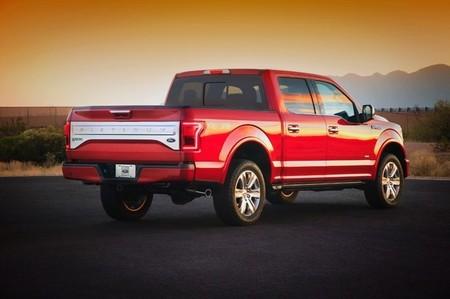 ¿Por qué el 2015 Ford F-150 es de aluminio?